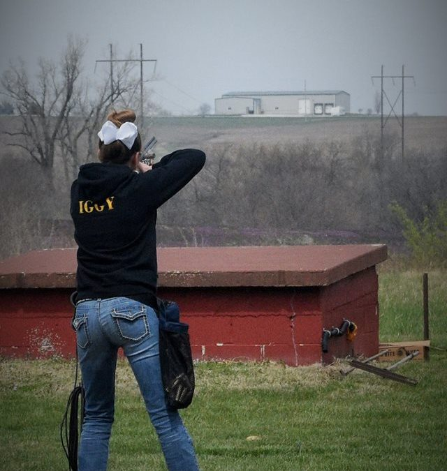 Distance, difficulty don't stop 15-year-old trapshooter from competing