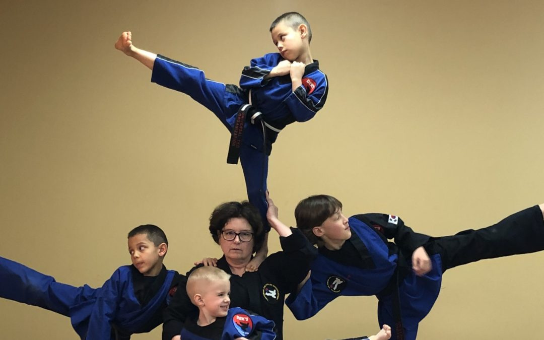 In the midst of medical hardships, taekwondo helps Omaha family recover