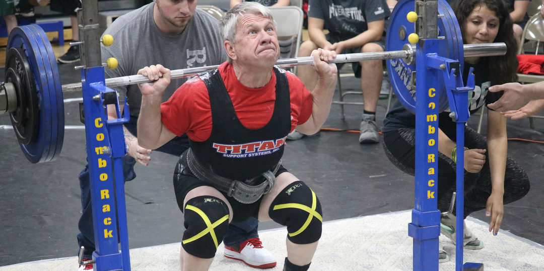 Beatrice powerlifter sets world record, competes internationally