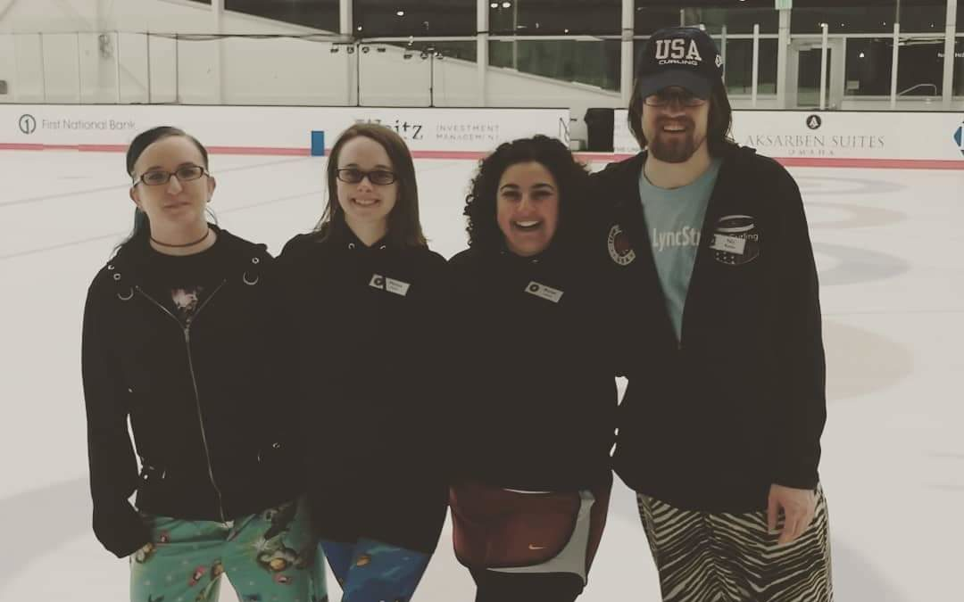 Curling continues rapid growth in Nebraska