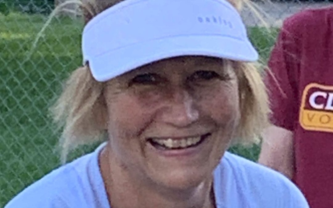 Denise Rice finds freedom in pickleball